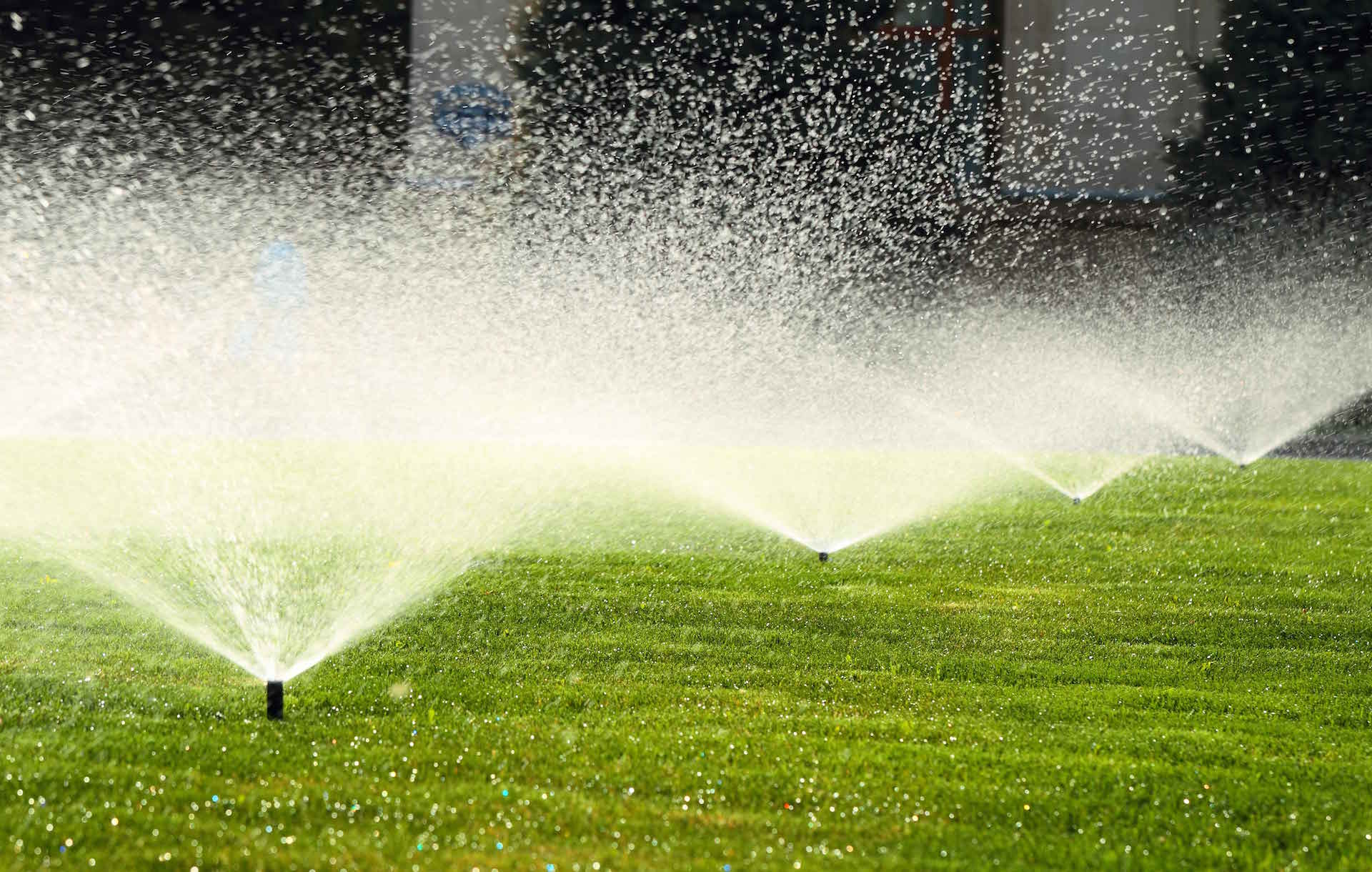 Irrigation System Inspections